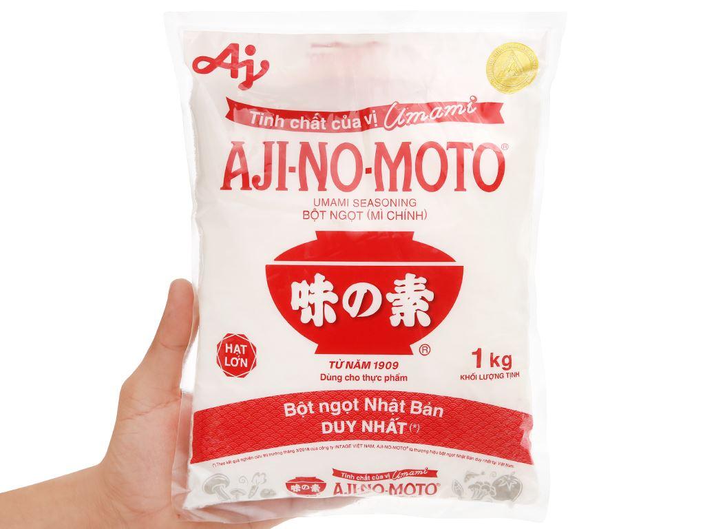 Bột ngọt Ajinomoto gói 1kg 10