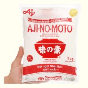 Bột ngọt Ajinomoto gói 1kg