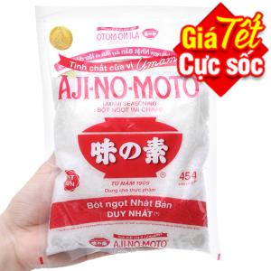 Bột ngọt Ajinomoto hạt lớn 454g