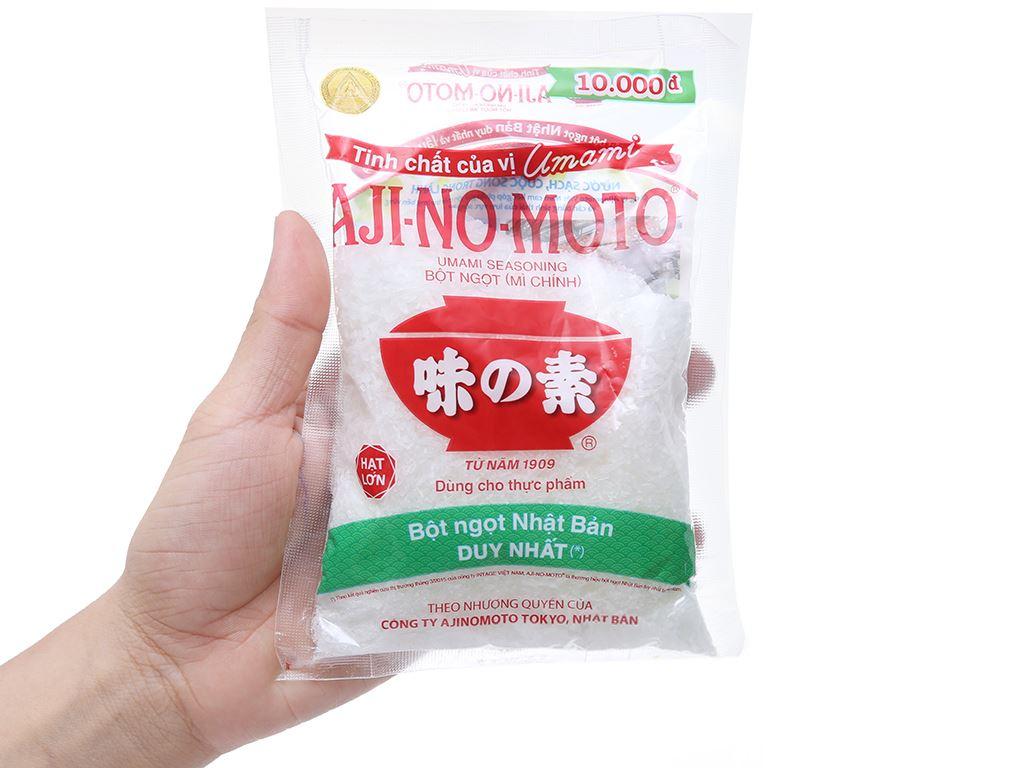 Bột ngọt Ajinomoto gói 140g 3