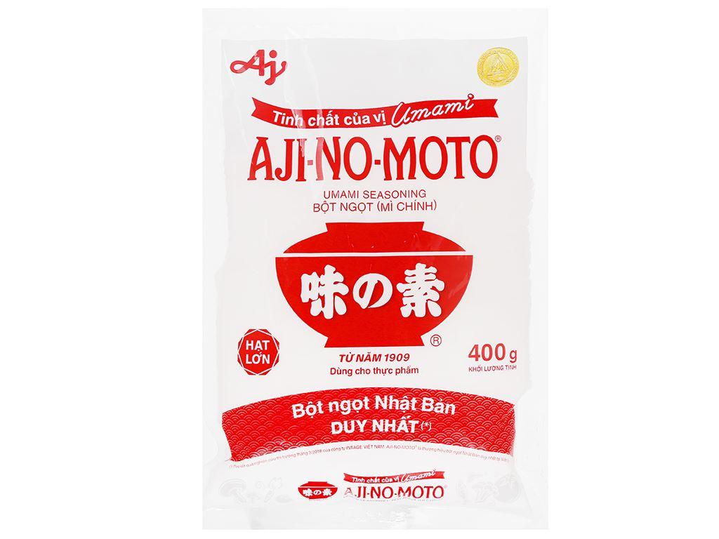 Bột ngọt Ajinomoto gói 400g 6