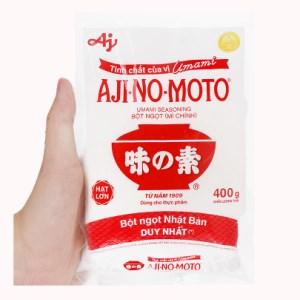 Bột ngọt Ajinomoto gói 400g