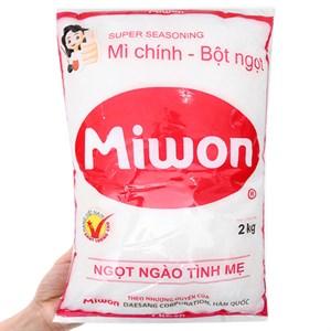 Bột ngọt Miwon bịch 2kg