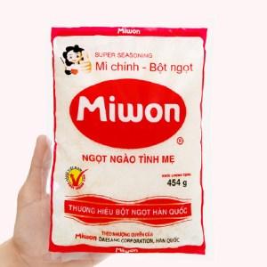 Bột ngọt Miwon gói 454g