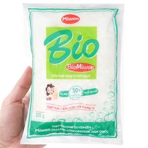 Bột ngọt Bio Miwon gói 320g