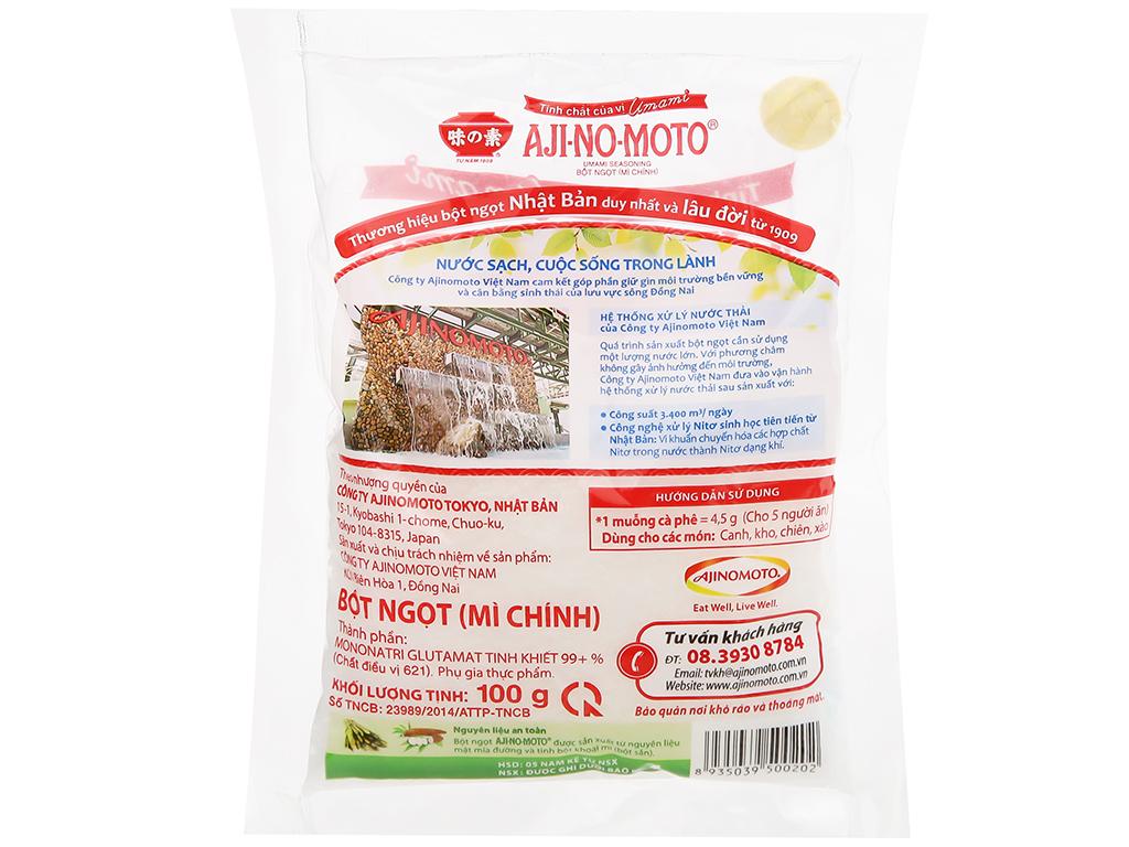 Bột ngọt Ajinomoto gói 100g 7