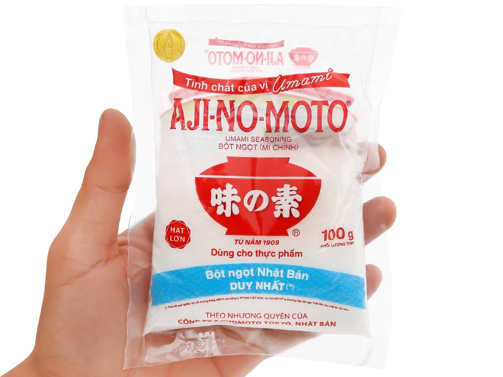 Bột ngọt Ajinomoto gói 100g 9