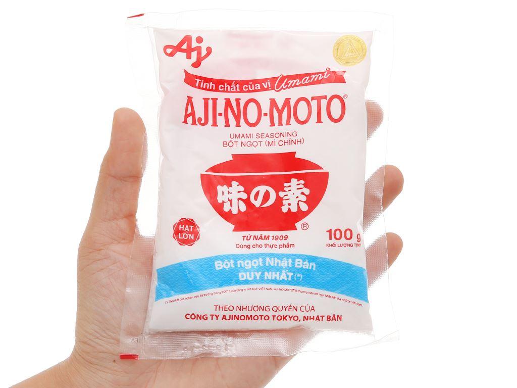 Bột ngọt Ajinomoto gói 100g 4