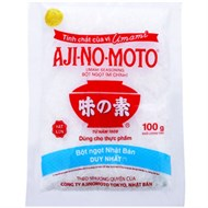 Bột ngọt Ajinomoto hạt lớn gói 100g