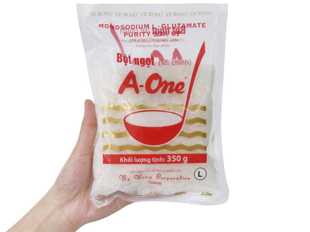 Bột ngọt A-One gói 350g 3