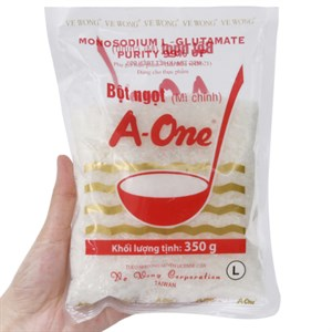 Bột ngọt A One 350g