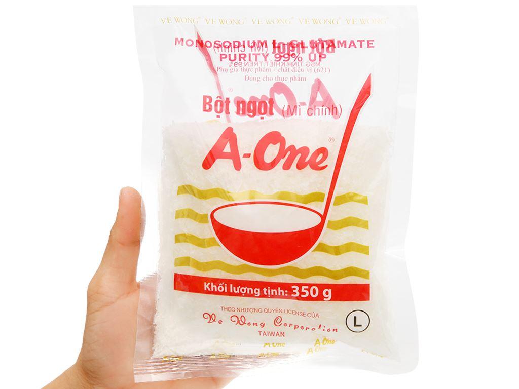 Bột ngọt A-One gói 350g 9