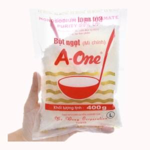 Bột ngọt A-One gói 400g