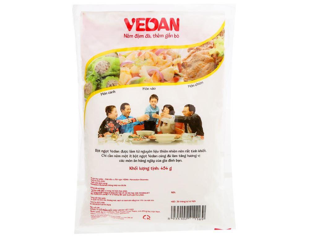 Bột ngọt Vedan gói 454g 6