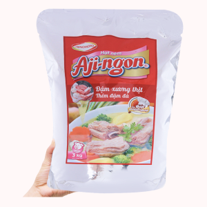 Hạt nêm vị heo Aji-ngon gói 3kg