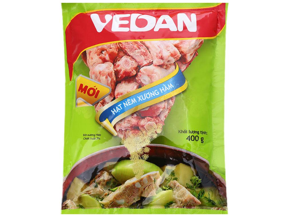 Hạt nêm xương hầm Vedan gói 400g 1