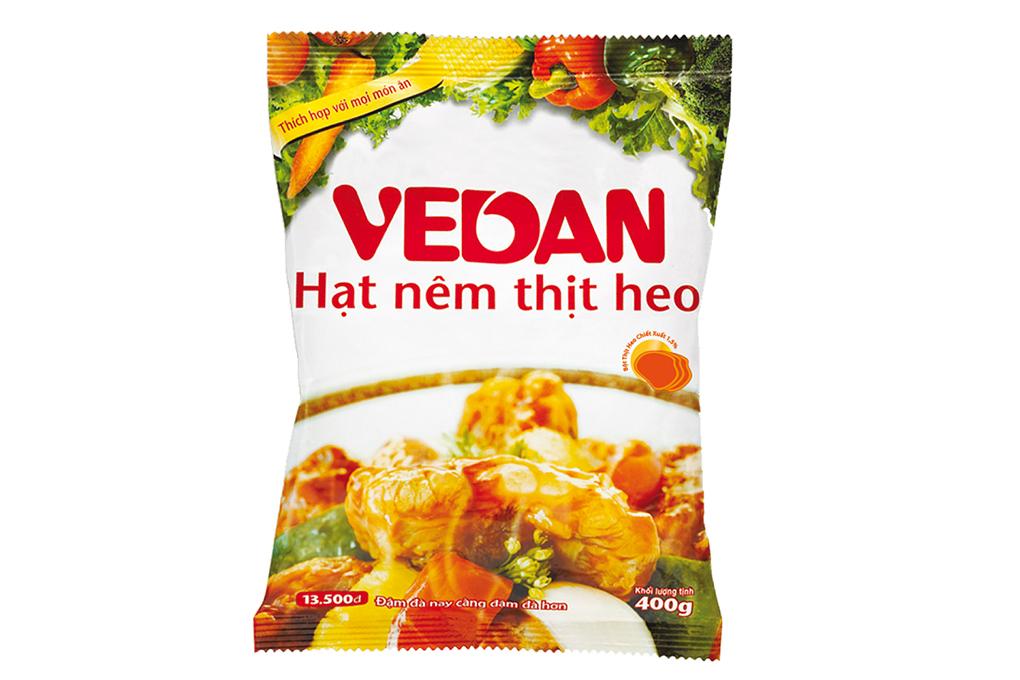 Hạt Nêm Vedan Thịt Heo Gói 400g