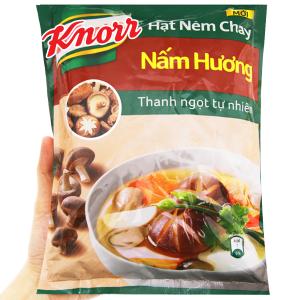 Hạt nêm chay nấm hương Knorr gói 400g