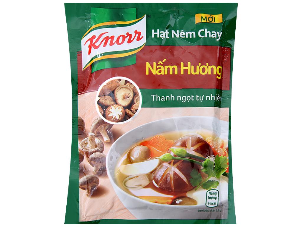 Hạt nêm Nấm hương Knorr gói 25g 1