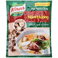Hạt nêm Knorr Nấm Hương gói 25g