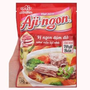 Hạt nêm vị heo Aji-ngon gói 170g