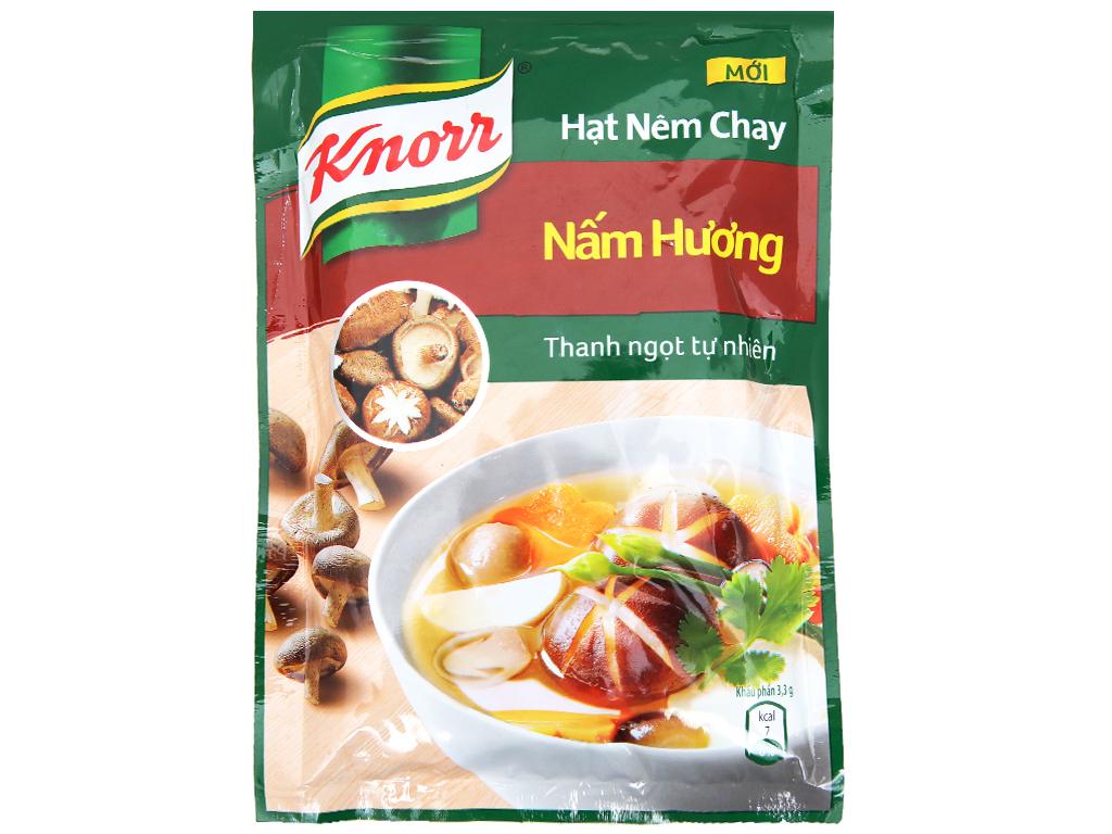 Hạt nêm chay Nấm hương Knorr gói 170g 1