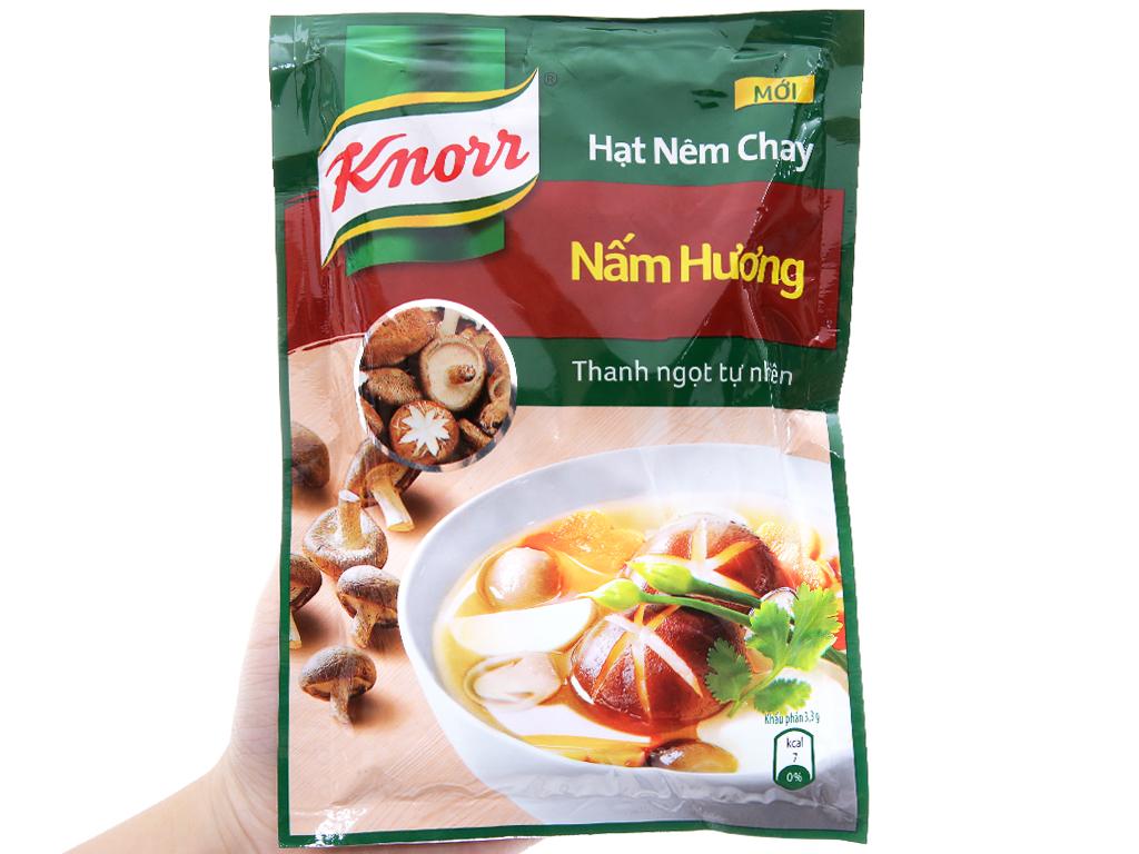 Hạt nêm chay Nấm hương Knorr gói 170g 3
