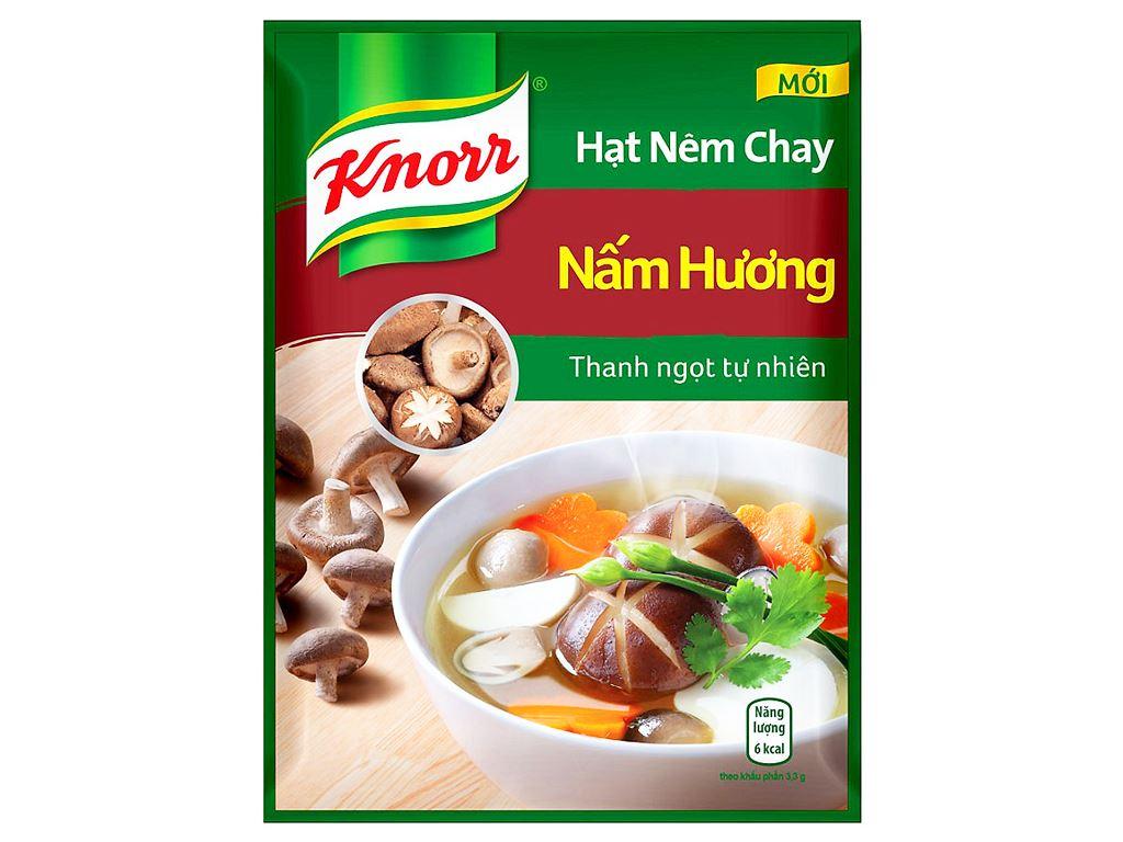 Hạt nêm nấm hương Knorr gói 400g (tặng tô có nắp) 2