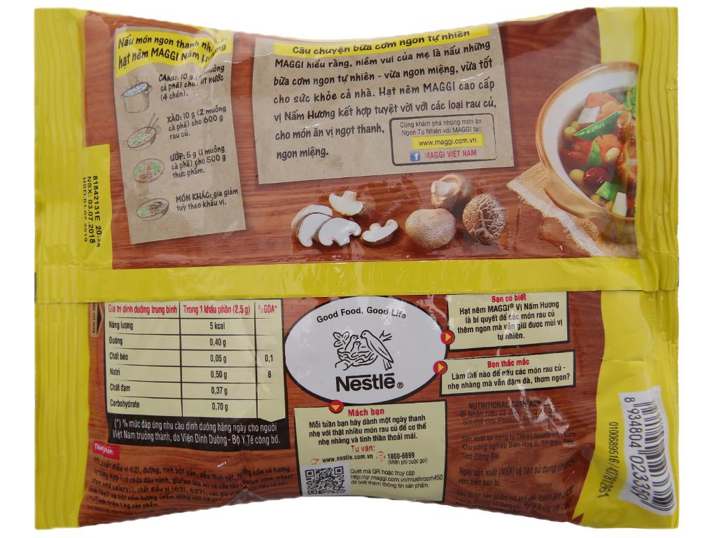 Hạt nêm Nấm hương Maggi gói 450g 2