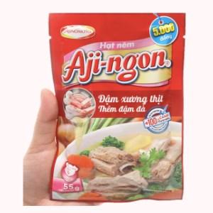 Hạt nêm vị heo Aji-ngon gói 55g