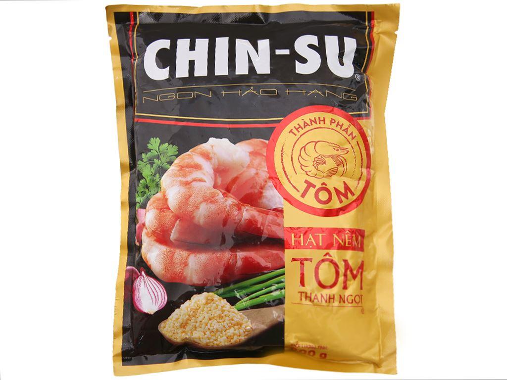 Hạt nêm Tôm thanh ngọt Chinsu gói 400g 1