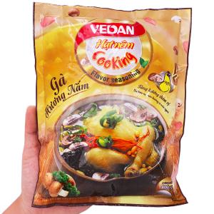 Hạt nêm gà hương nấm Vedan gói 400g