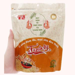Hạt nêm từ thịt tôm và gạch tôm Tinh Nguyên Fadely gói 390g