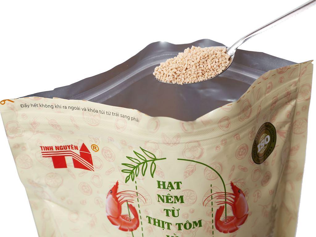 Hạt nêm từ thịt tôm và gạch tôm Fadely Tinh Nguyên gói 850g 7