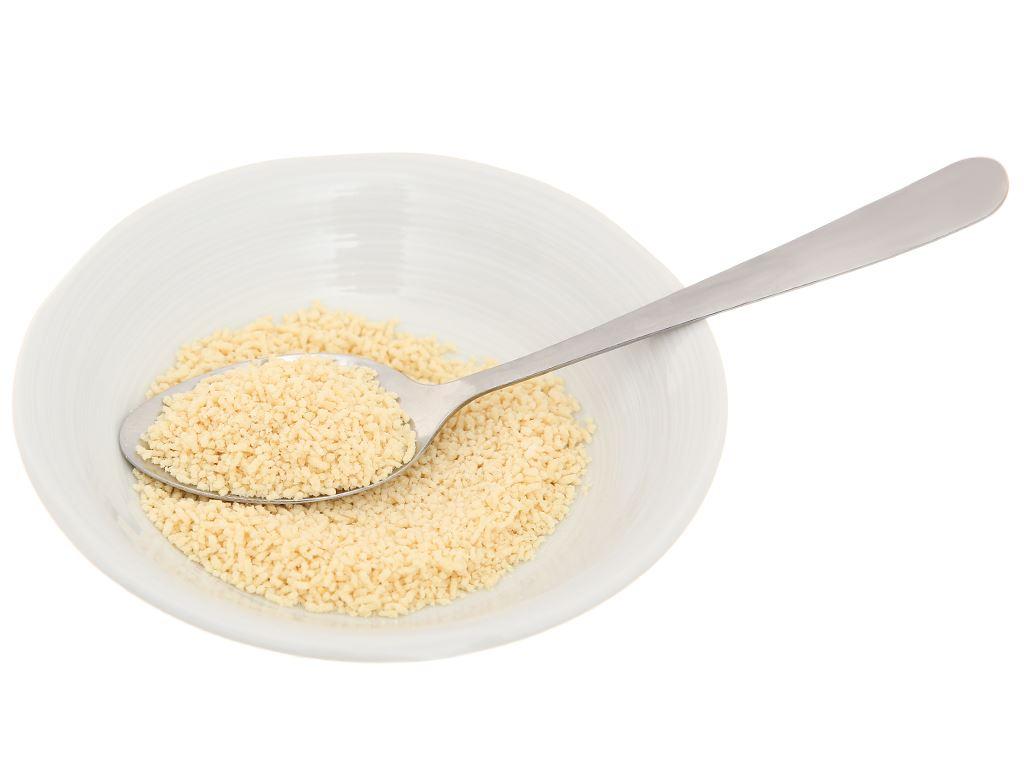 Hạt nêm 25 dưỡng chất Chinsu gói 400g 5