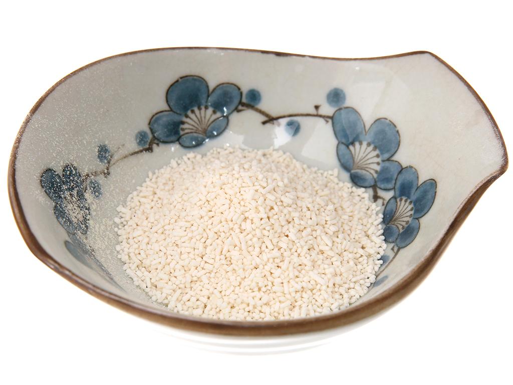 Hạt nêm nấm hương, hạt sen Aji-ngon gói 200g 4