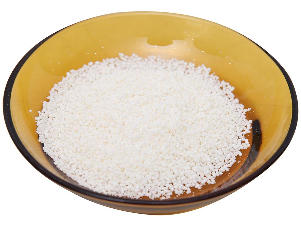 Hạt nêm Nấm hương, hạt sen Aji-ngon gói 60g 4