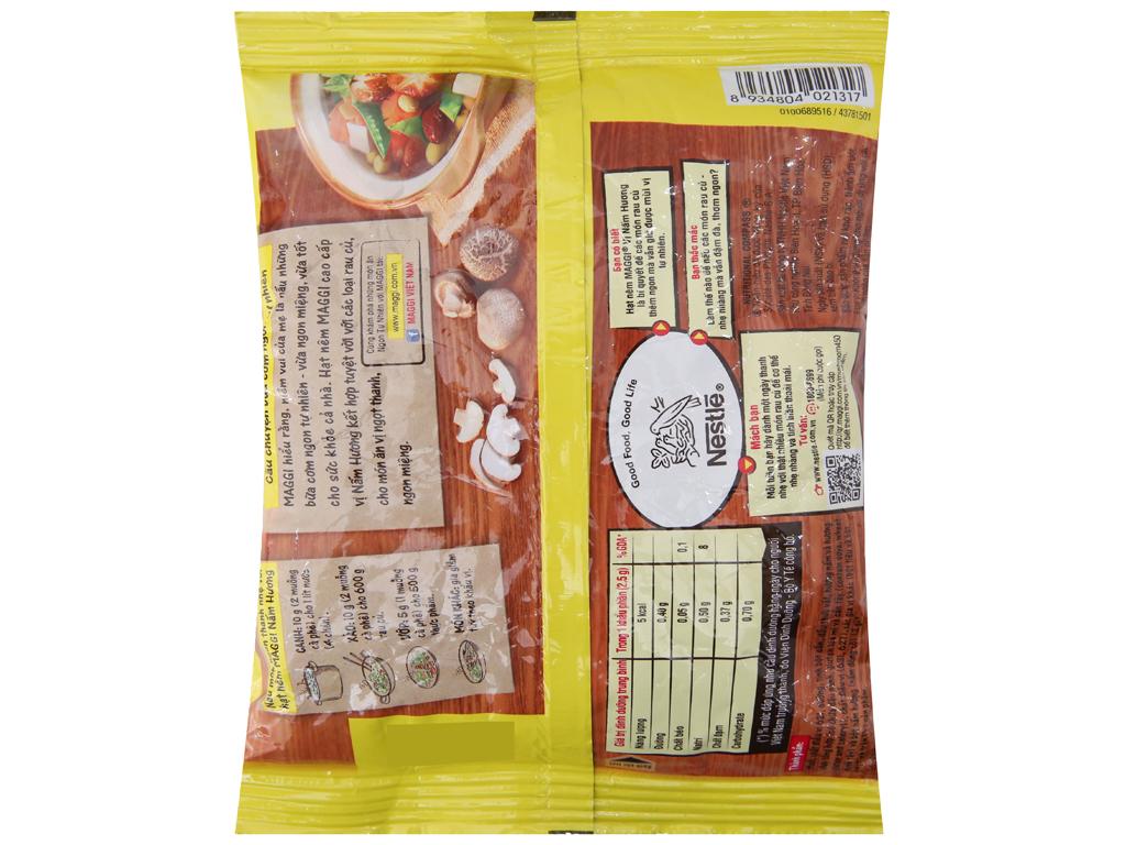 Hạt nêm Nấm hương Maggi gói 200g 2