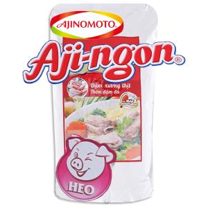 Hạt nêm xương, thịt heo Aji-ngon gói 2kg