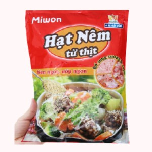 Hạt nêm từ thịt Miwon gói 900g
