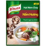 Hạt nêm chay Knorr 3 Nấm ngon gói 50g