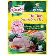 Hạt nêm Knorr Thịt thăn, xương ống, tủy gói 55g