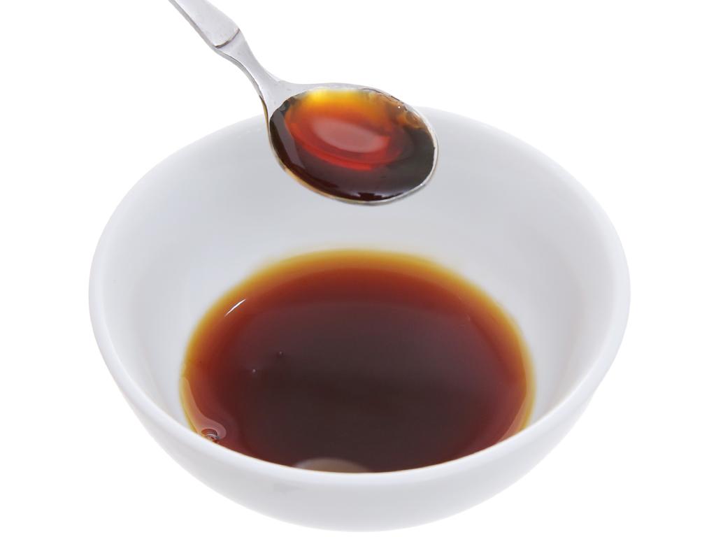 Sốt tẩm ướp truyền thống Teriyaki Kikkoman chai 250ml 5