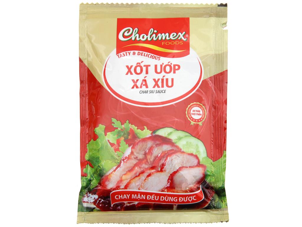 Xốt ướp xá xíu Cholimex gói 70g 1