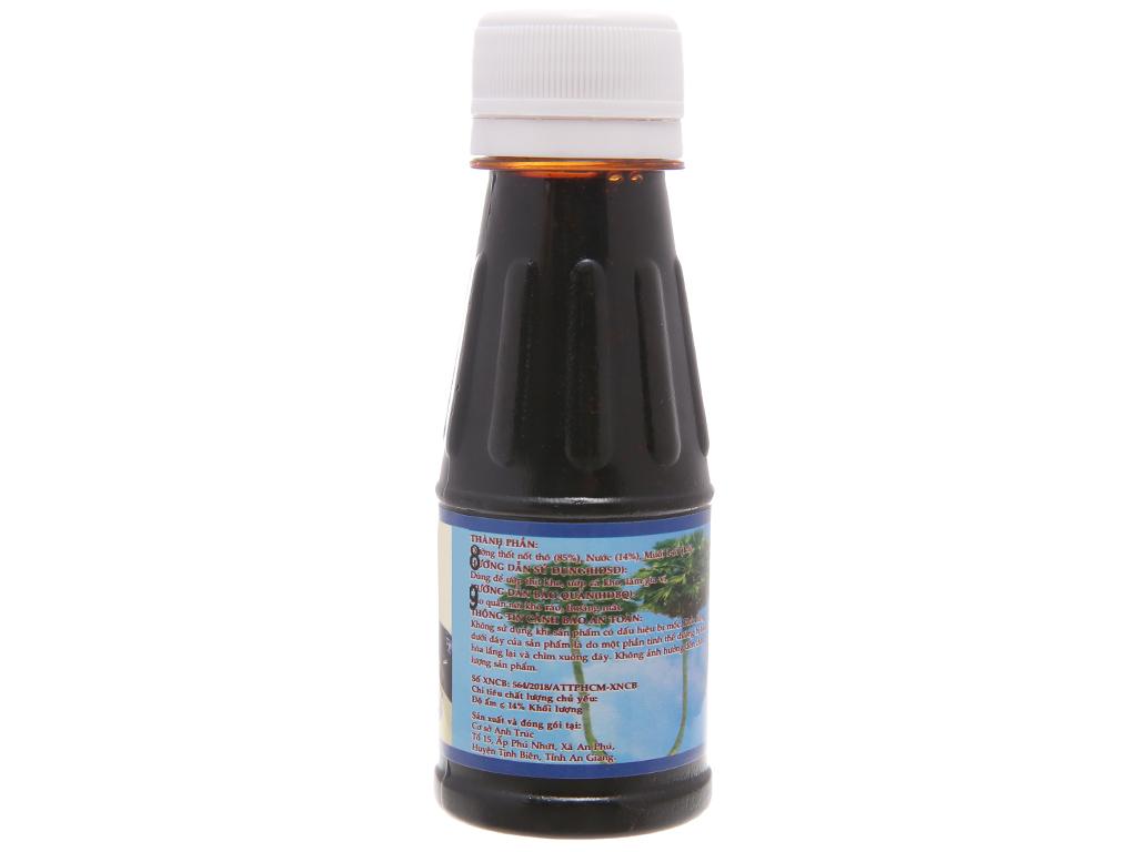 Nước màu đường thốt nốt Ba Xi chai 100ml 2