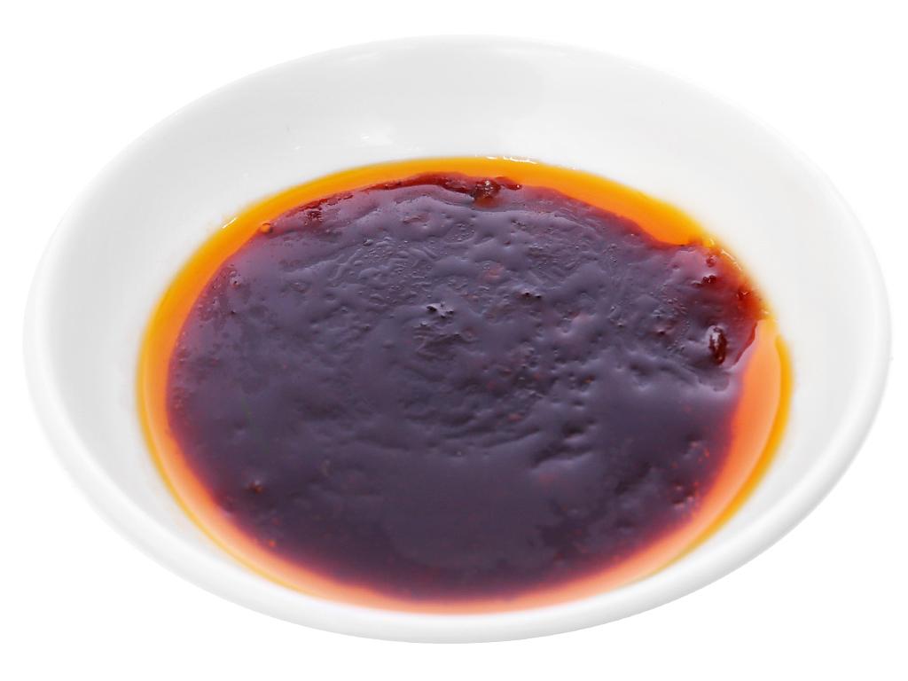 Gia vị hoàn chỉnh dạng xốt thịt kho trứng Chinsu gói 70g 4