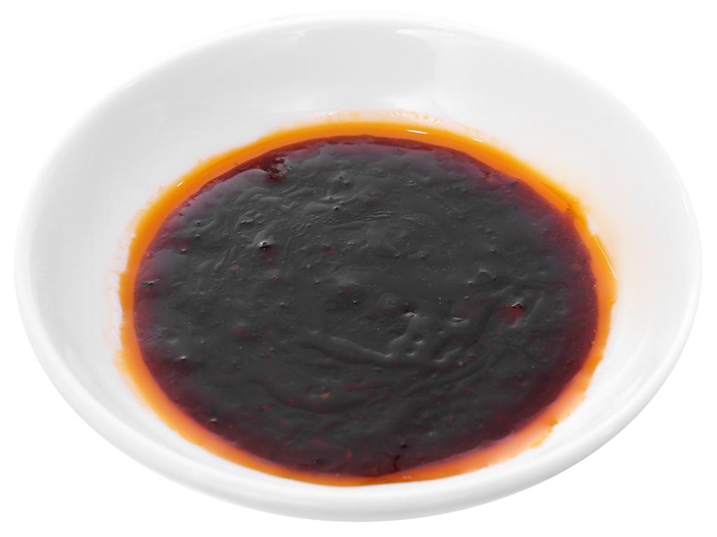 Gia vị hoàn chỉnh dạng xốt thịt kho tiêu Chinsu gói 70g 4
