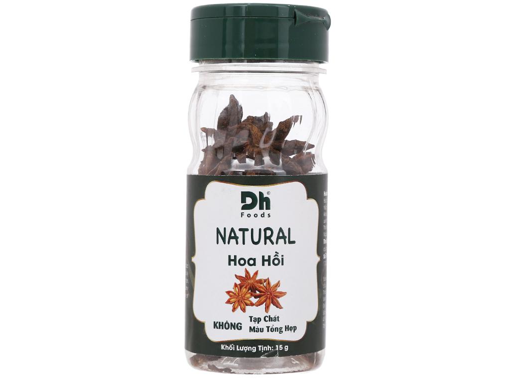 Hoa hồi DH Foods Natural hũ 15g 1