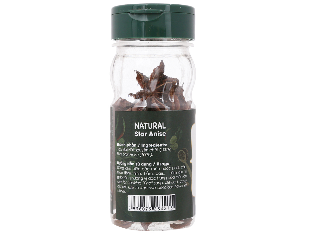 Hoa hồi DH Foods Natural hũ 15g 2