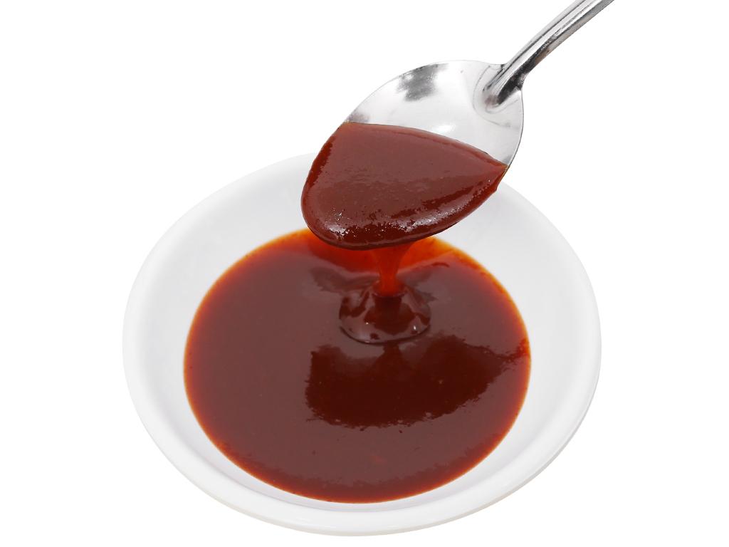 Xốt ướp thịt Bulgogi vị ớt cay Bibigo gói 80g 6